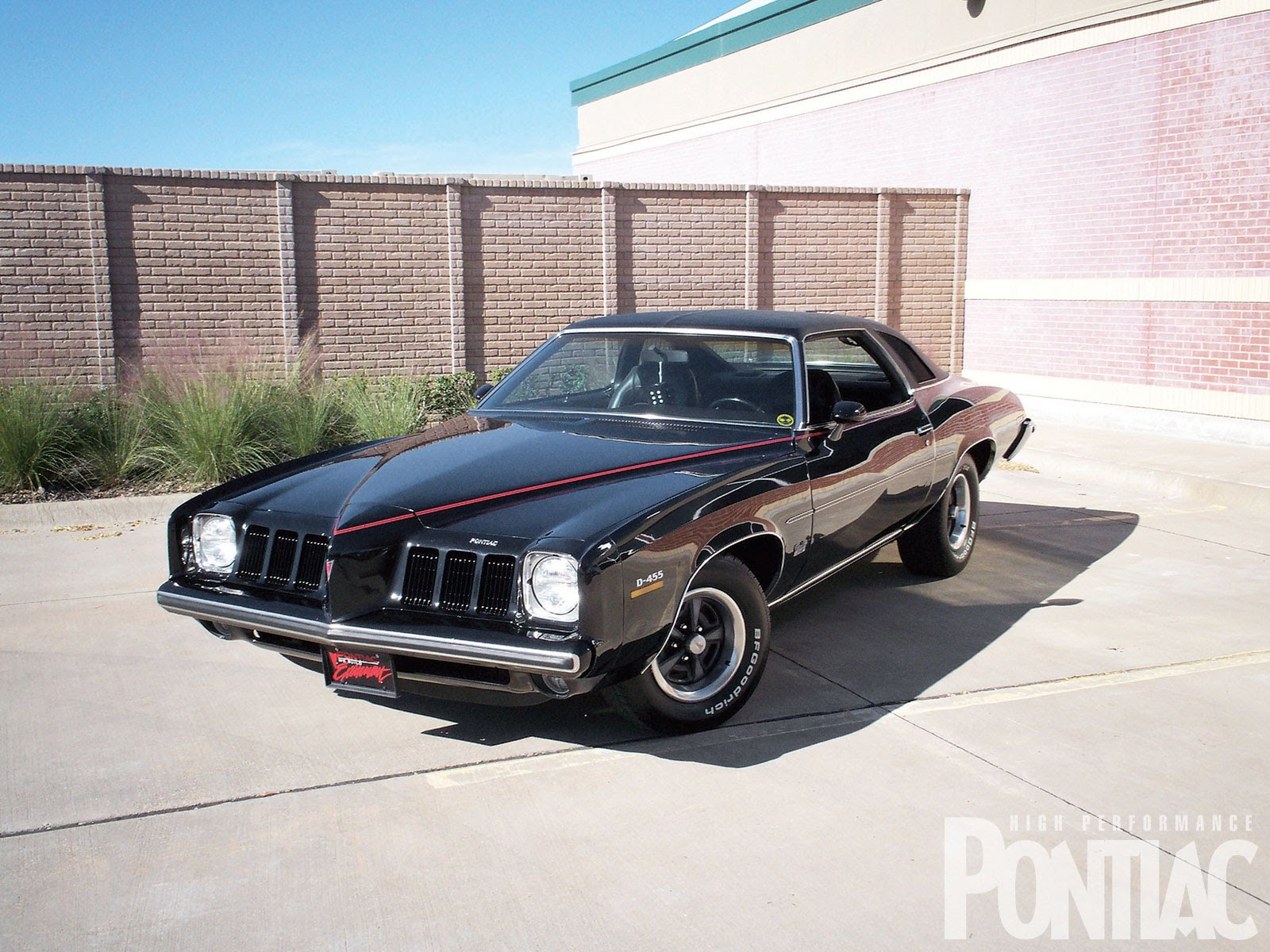 Pontiac Grand Am 1973 widescreen wallpapers