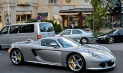 Porsche Carrera GT widescreen wallpapers