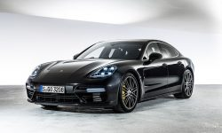 Porsche Panamera 2 widescreen wallpapers