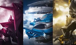 Power Rangers HQ wallpapers