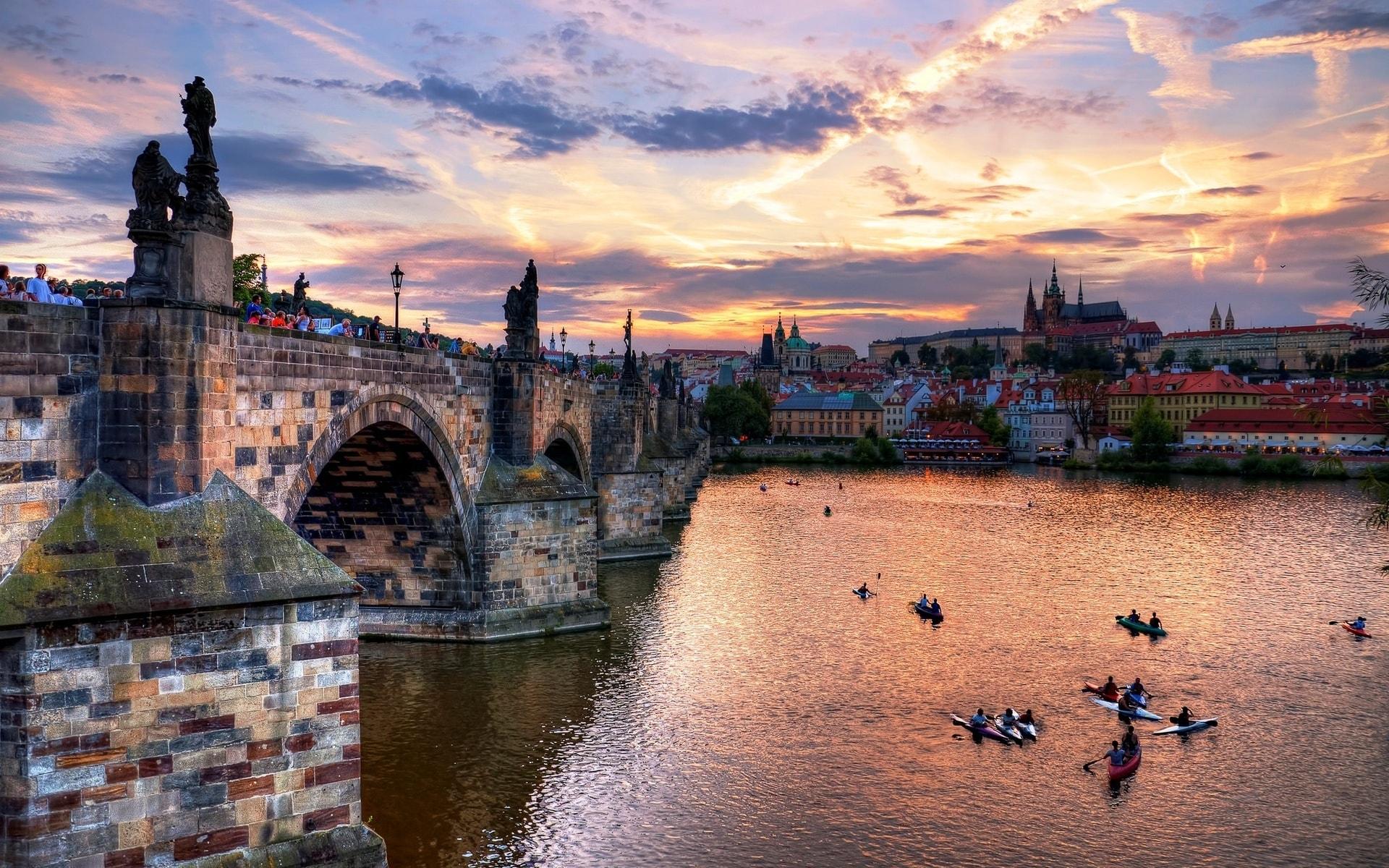 Prague widescreen wallpapers