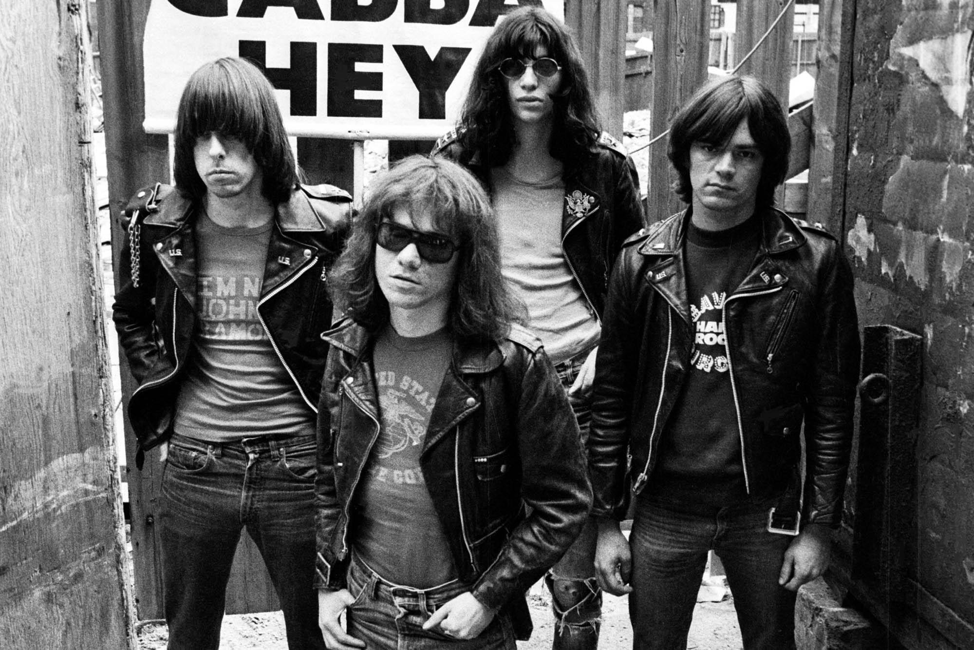 Ramones widescreen wallpapers