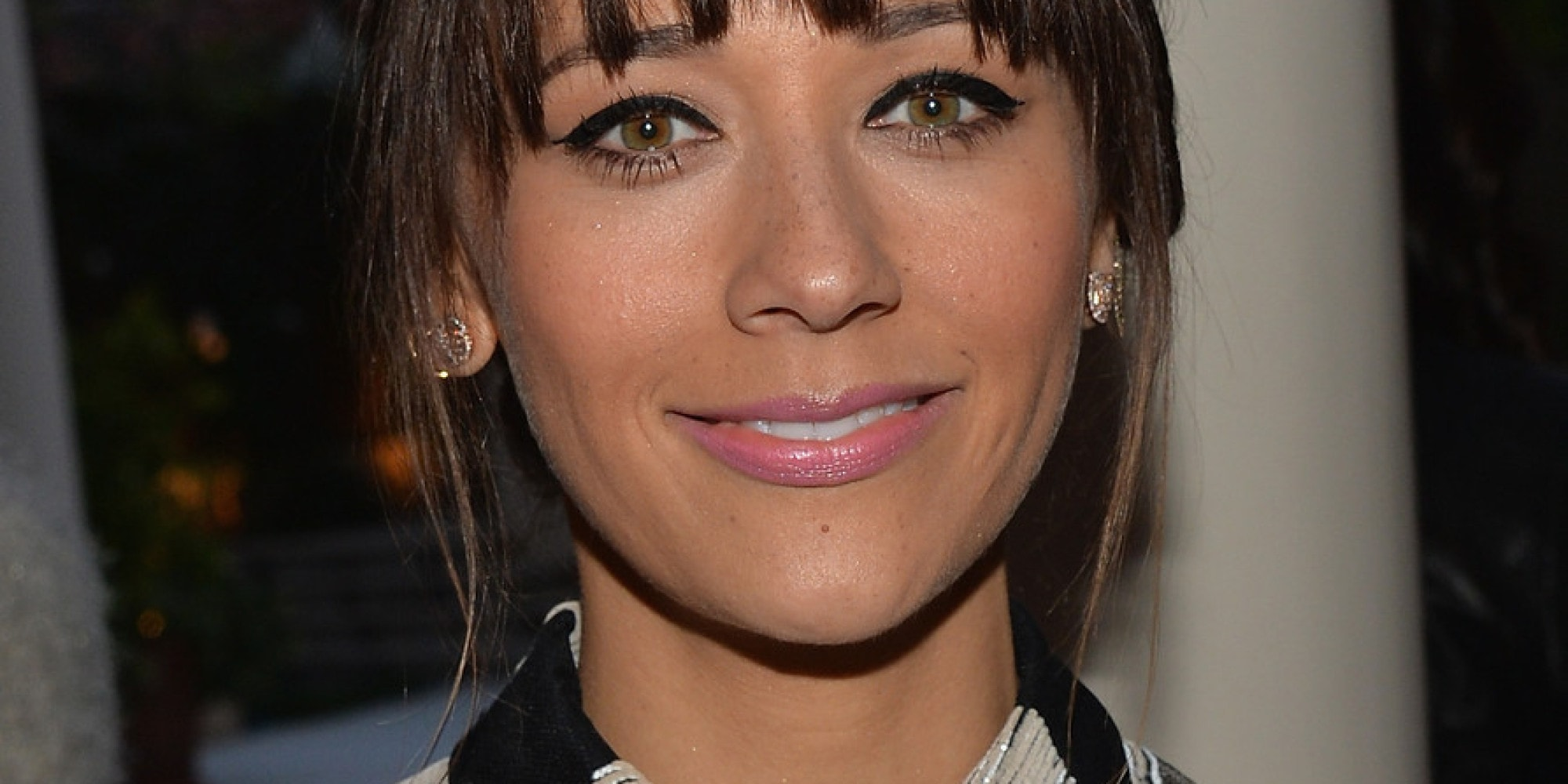 Rashida Jones widescreen wallpapers