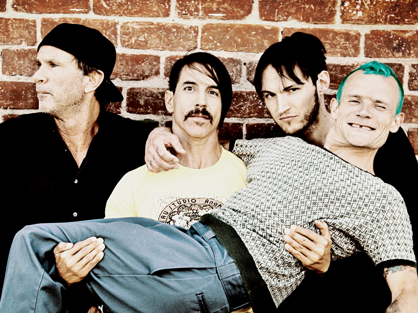 Red Hot Chili Peppers widescreen wallpapers