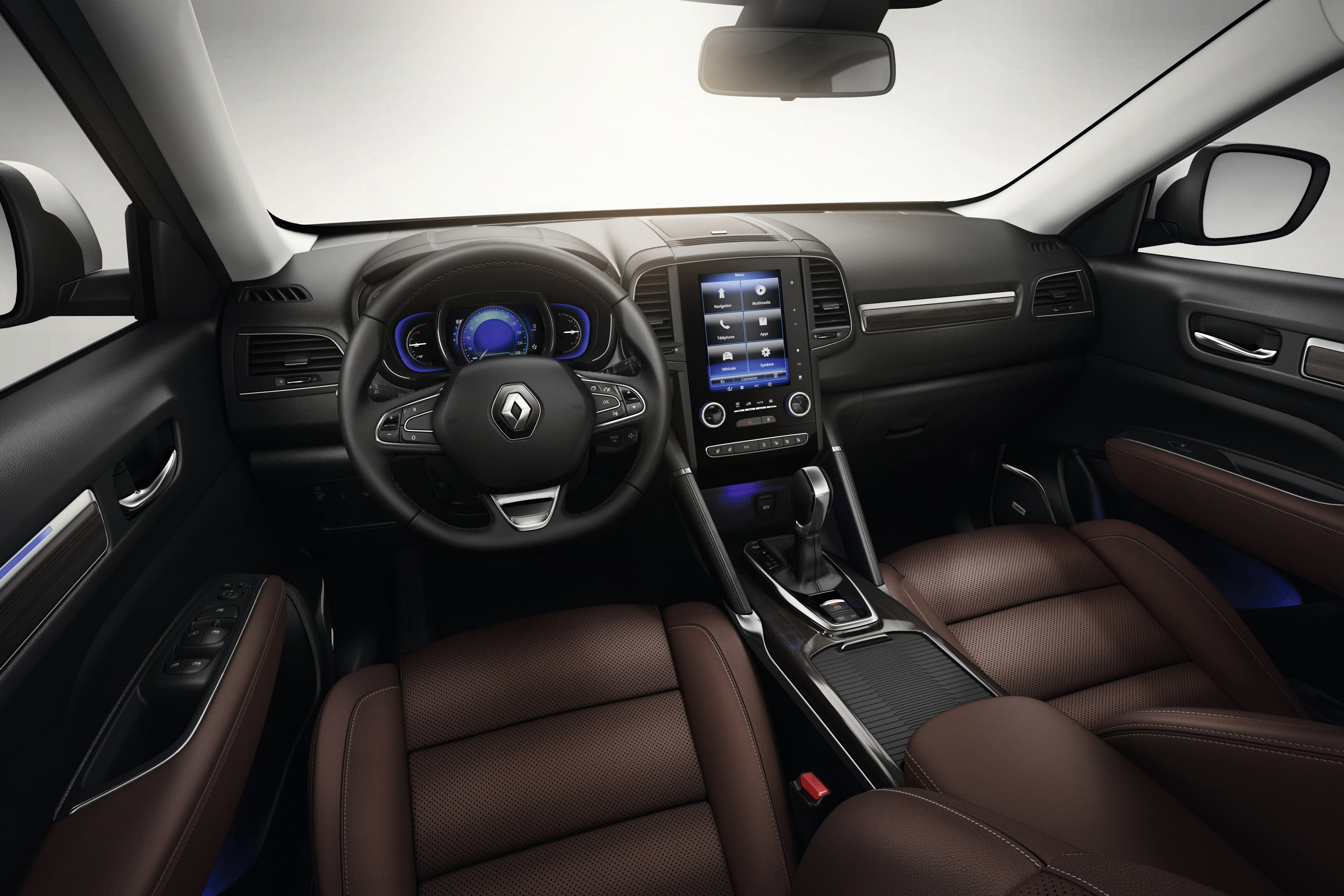 Renault Koleos 2 widescreen wallpapers