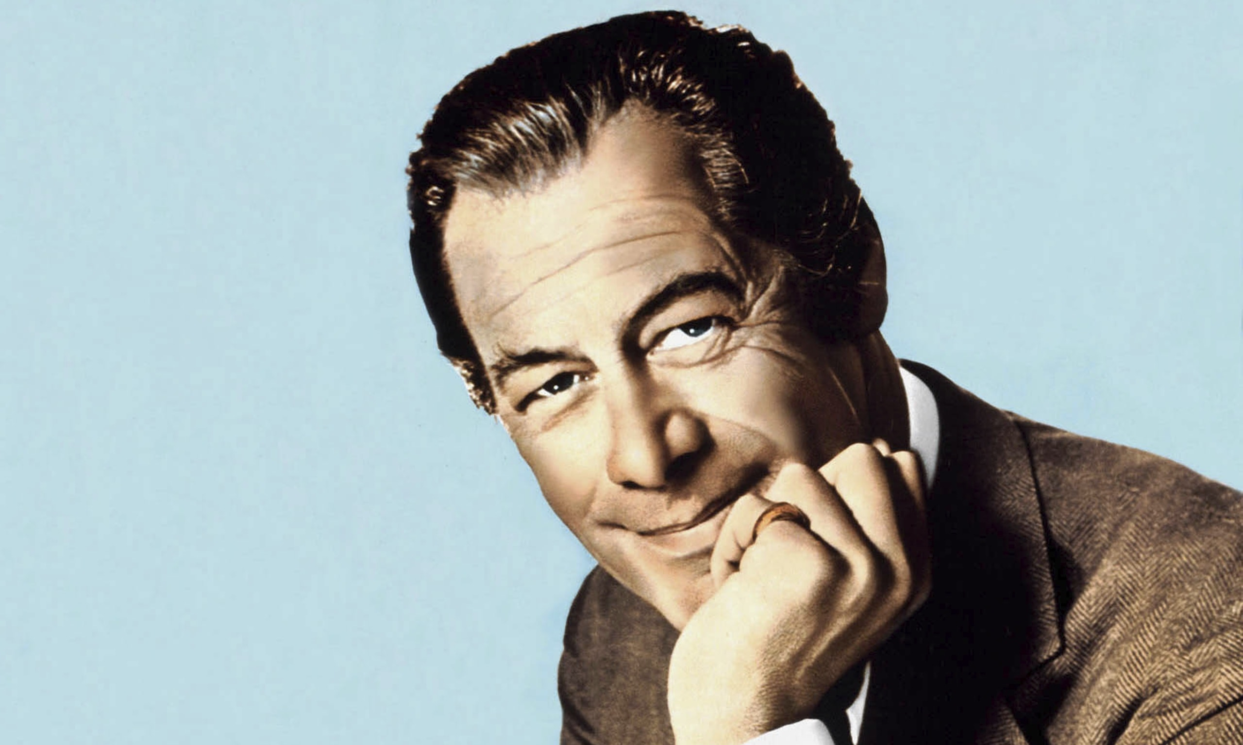rex harrison gay