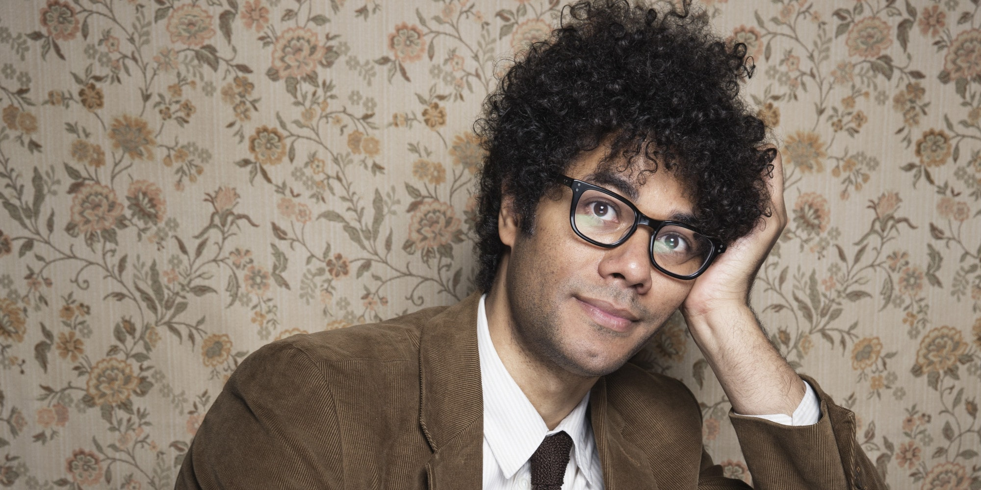 Richard Ayoade widescreen wallpapers