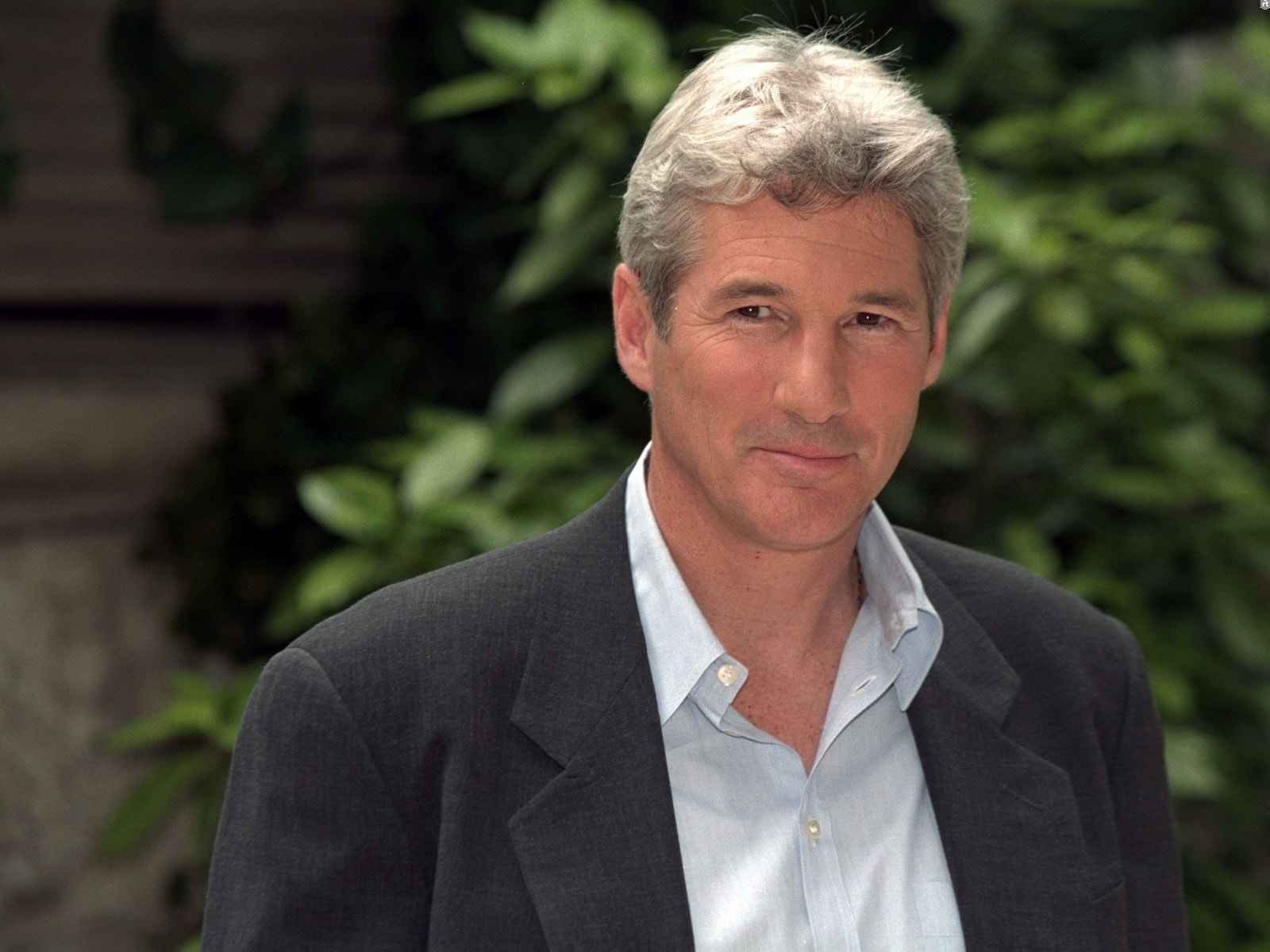 Richard Gere widescreen wallpapers