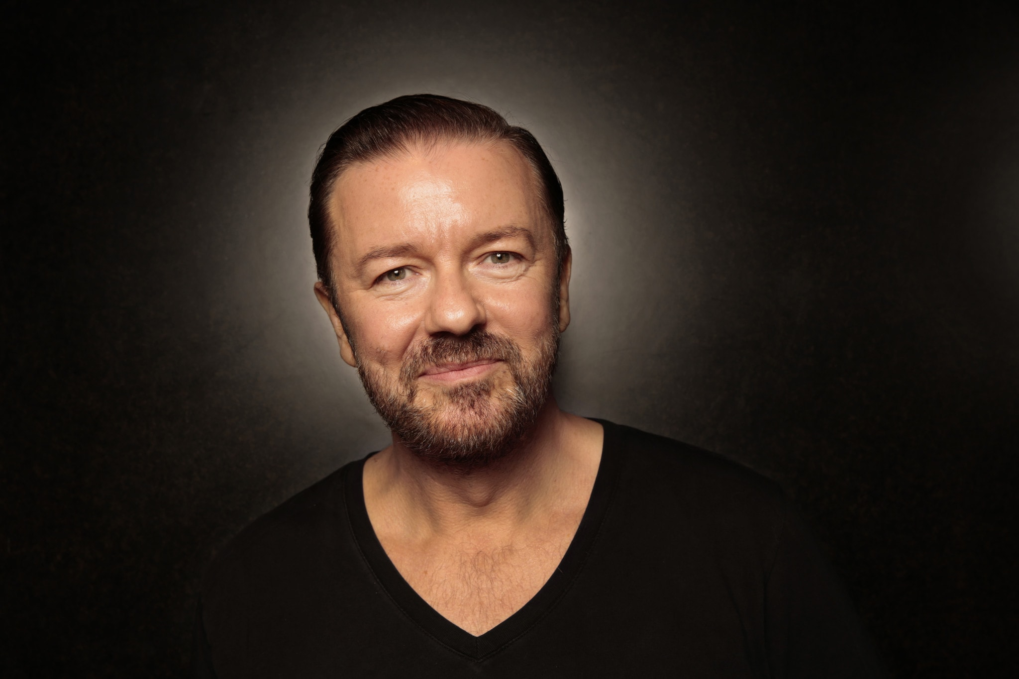 Ricky Gervais widescreen wallpapers
