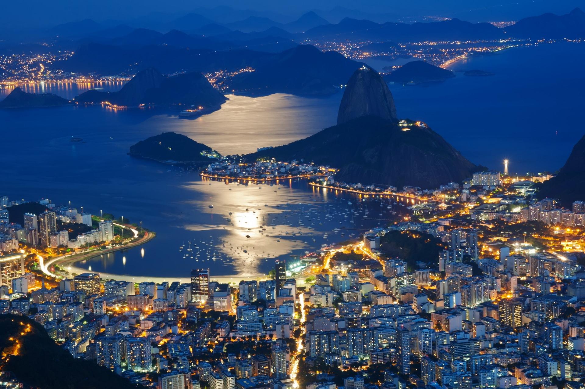 Rio De Janeiro widescreen wallpapers