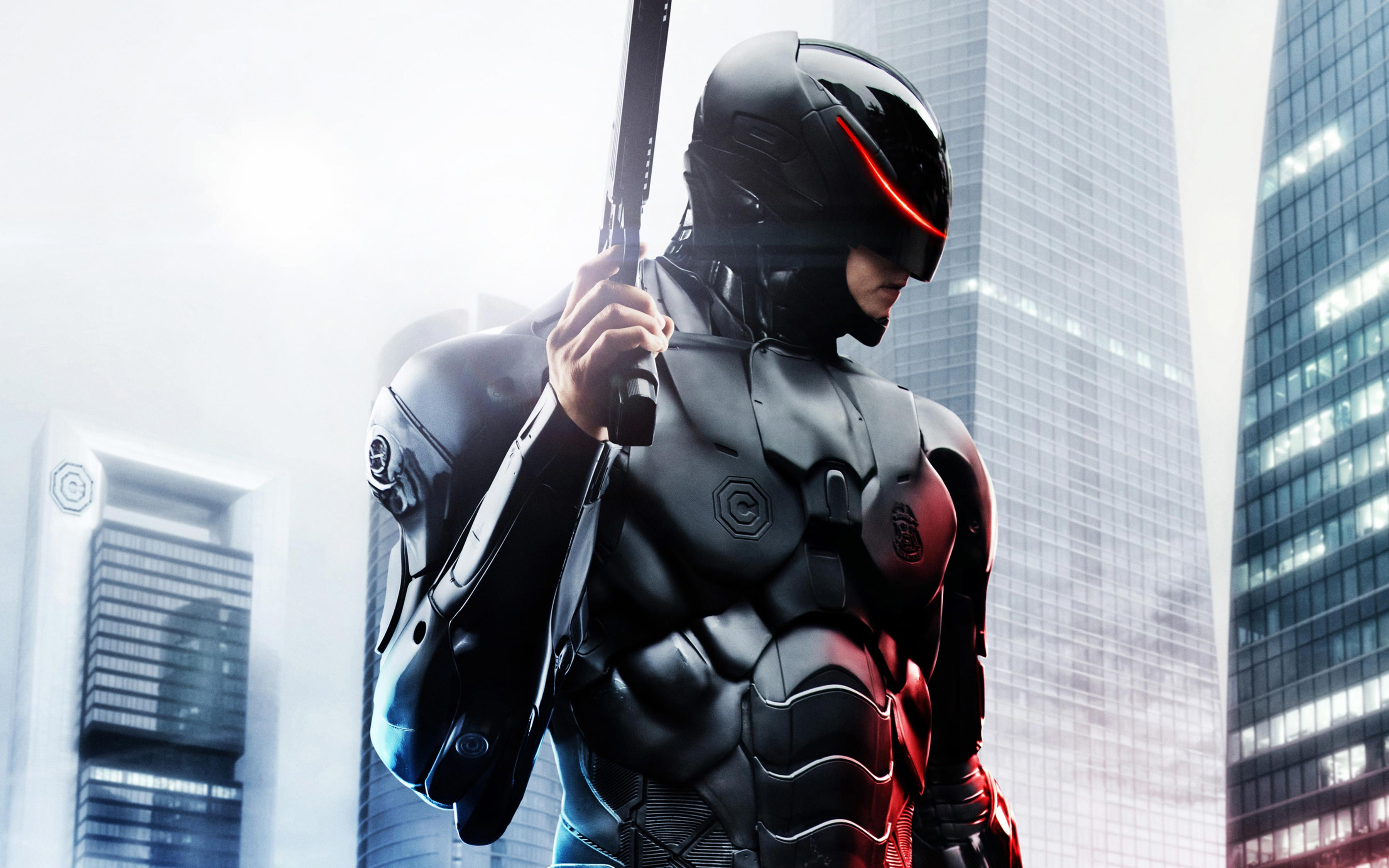 RoboCop 2014 widescreen wallpapers