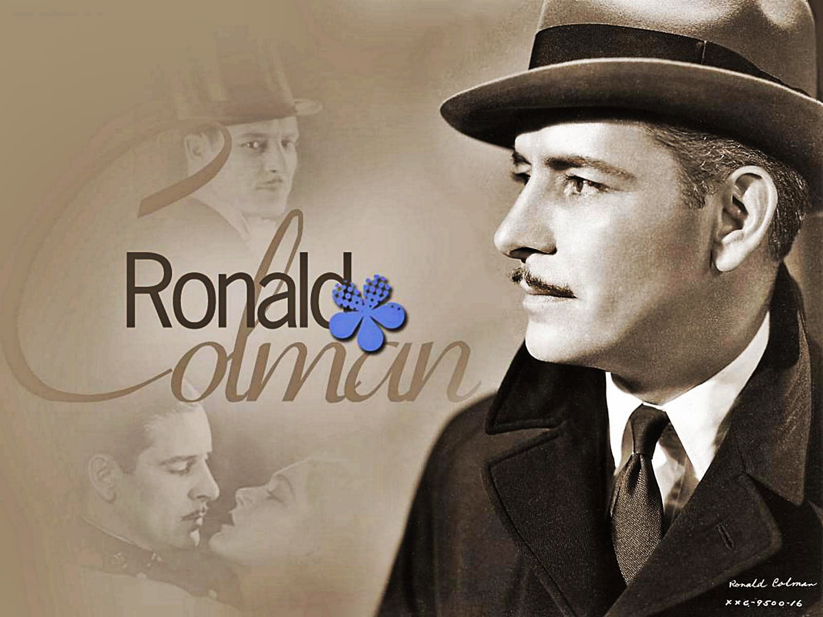 Ronald Colman widescreen wallpapers
