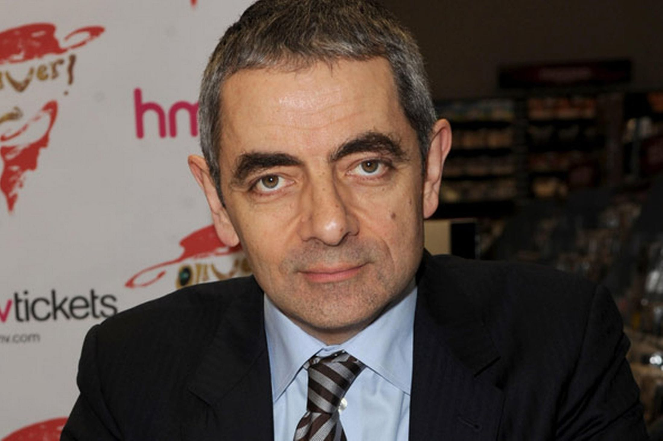 Rowan Atkinson widescreen wallpapers
