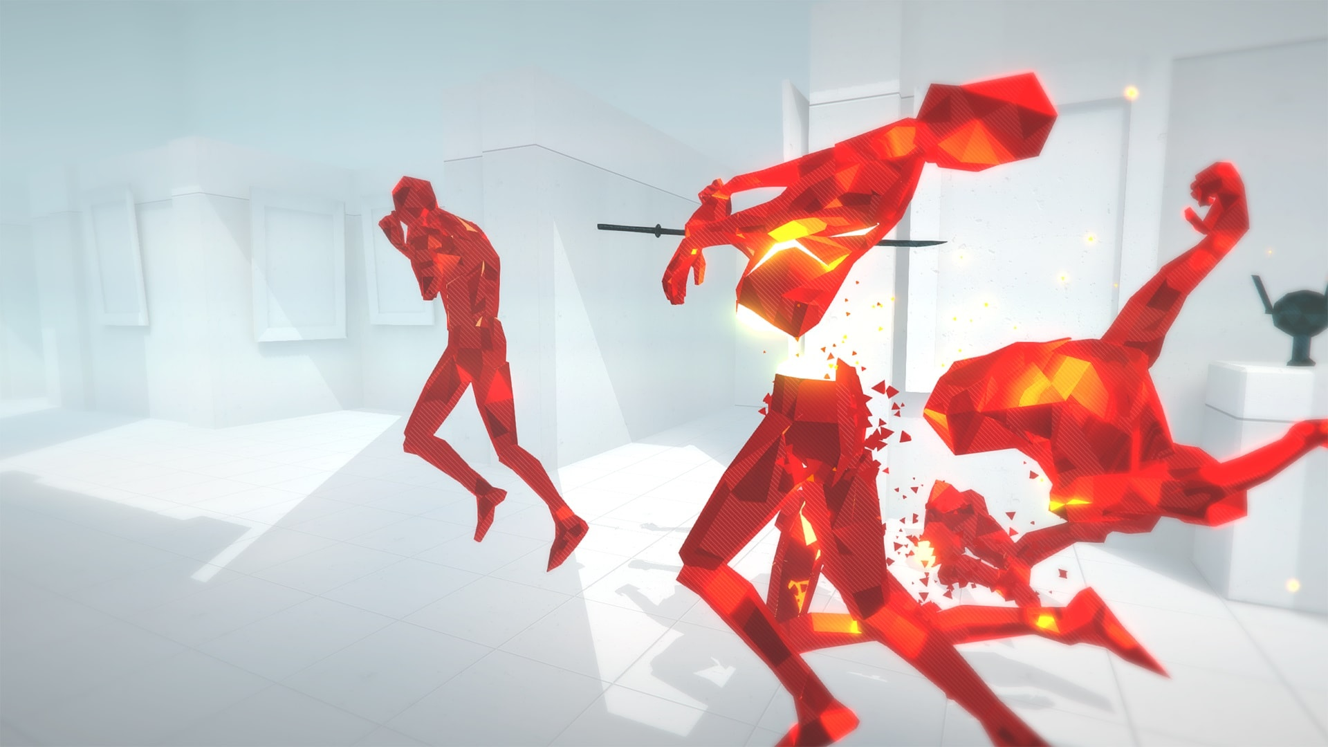 SUPERHOT widescreen wallpapers