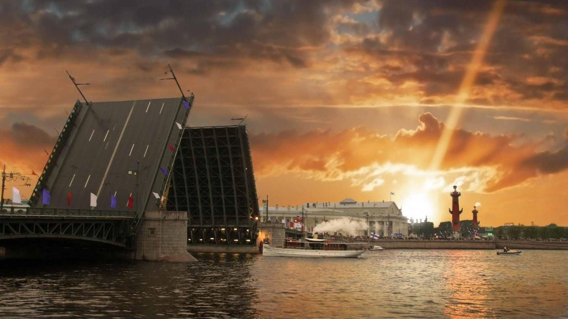 St. Petersburg widescreen wallpapers