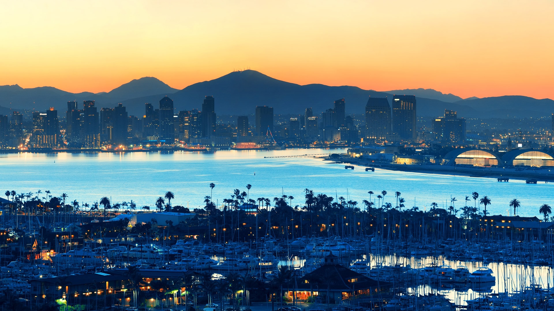 San Diego widescreen wallpapers