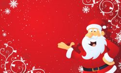 Santa Claus widescreen wallpapers