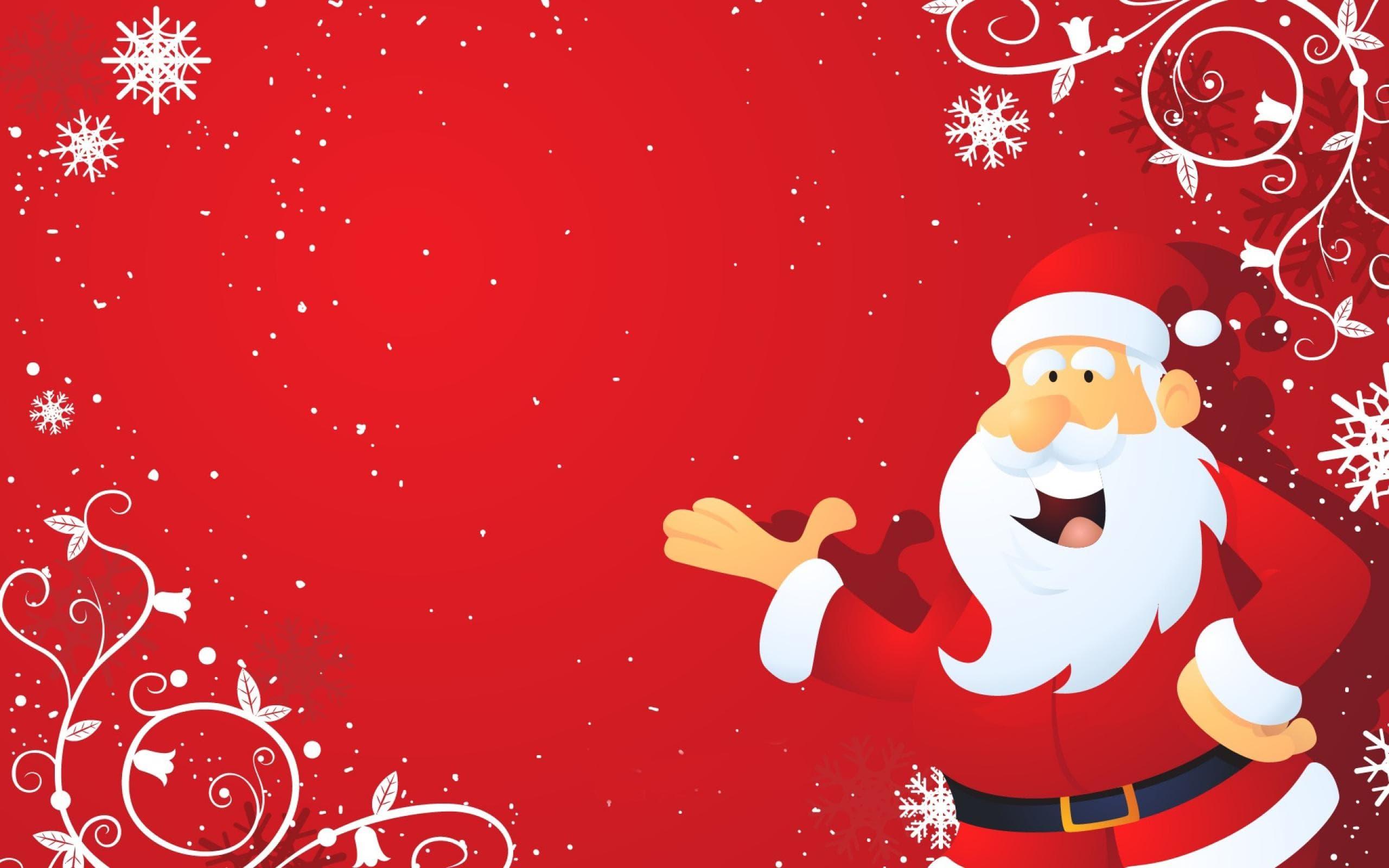 Santa Claus widescreen wallpapers