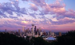 Seattle widescreen wallpapers