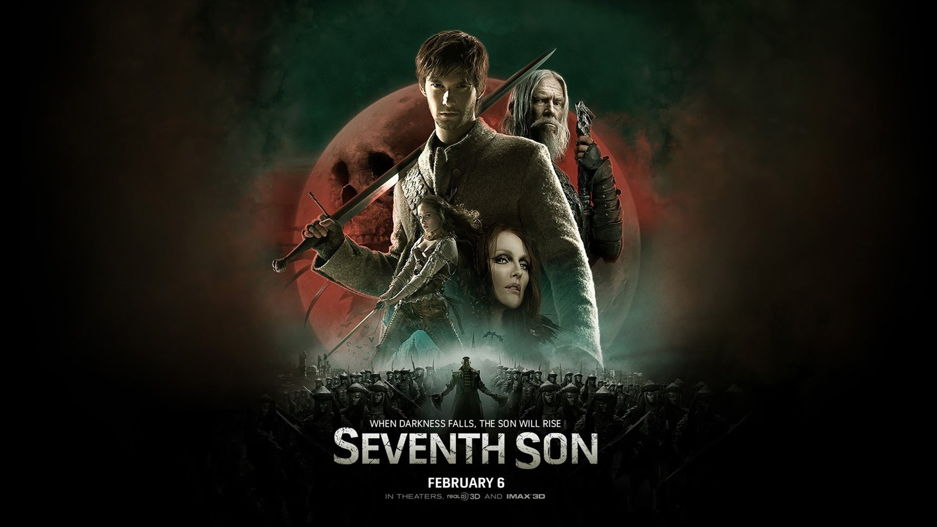 Seventh Son widescreen wallpapers