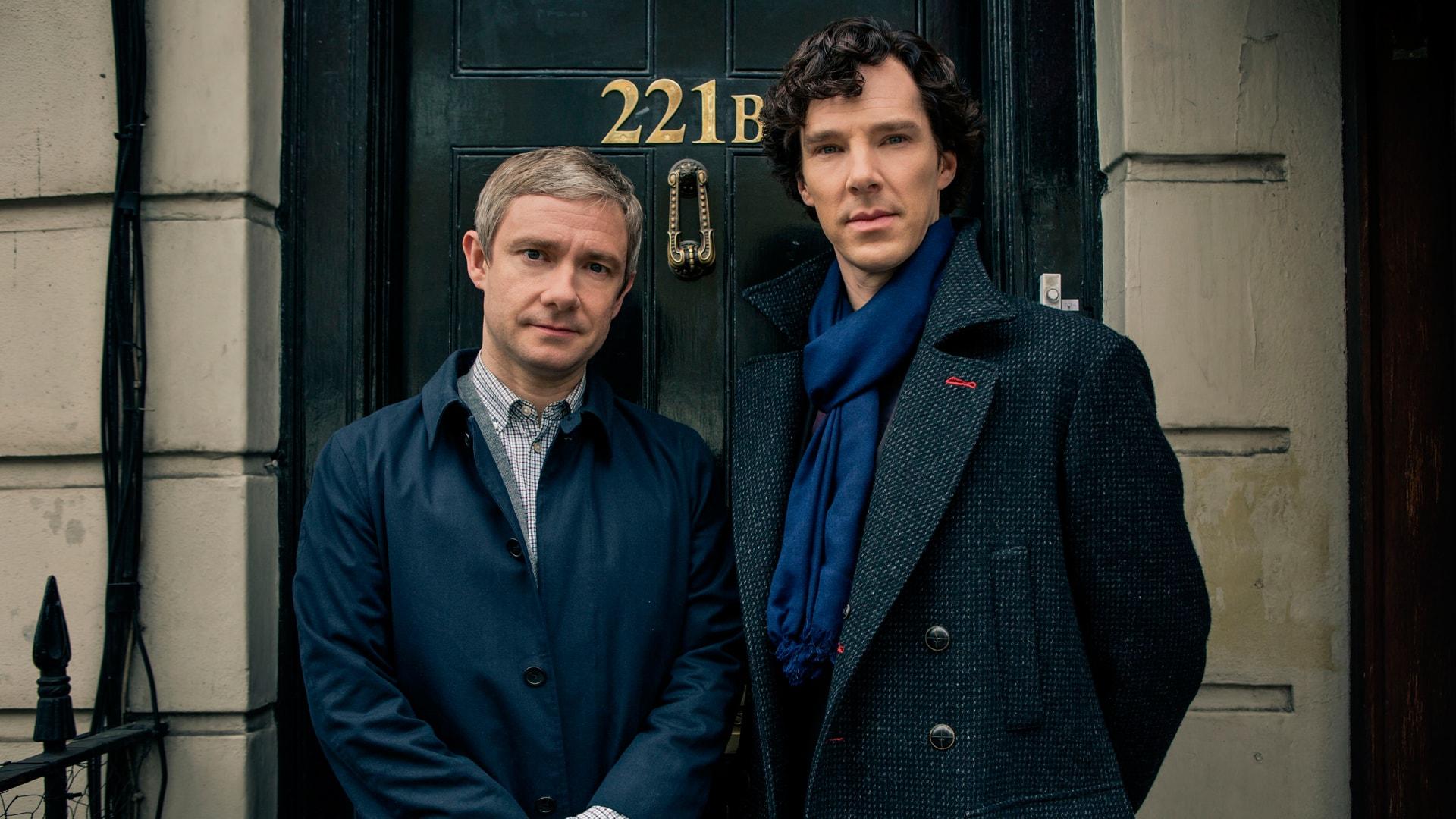 Sherlock widescreen wallpapers