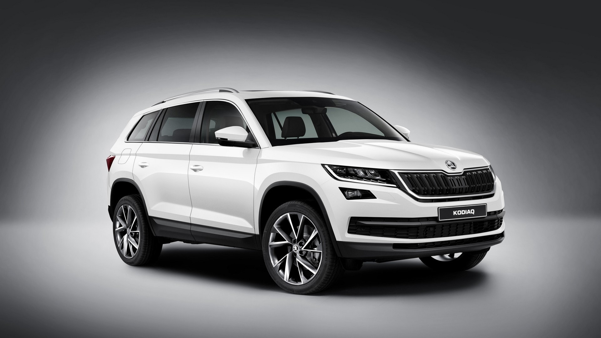 Skoda Kodiaq widescreen wallpapers