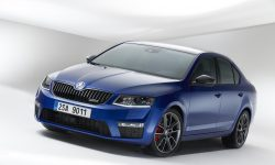 Skoda Octavia A7 widescreen wallpapers