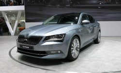 Skoda Superb 3 widescreen wallpapers