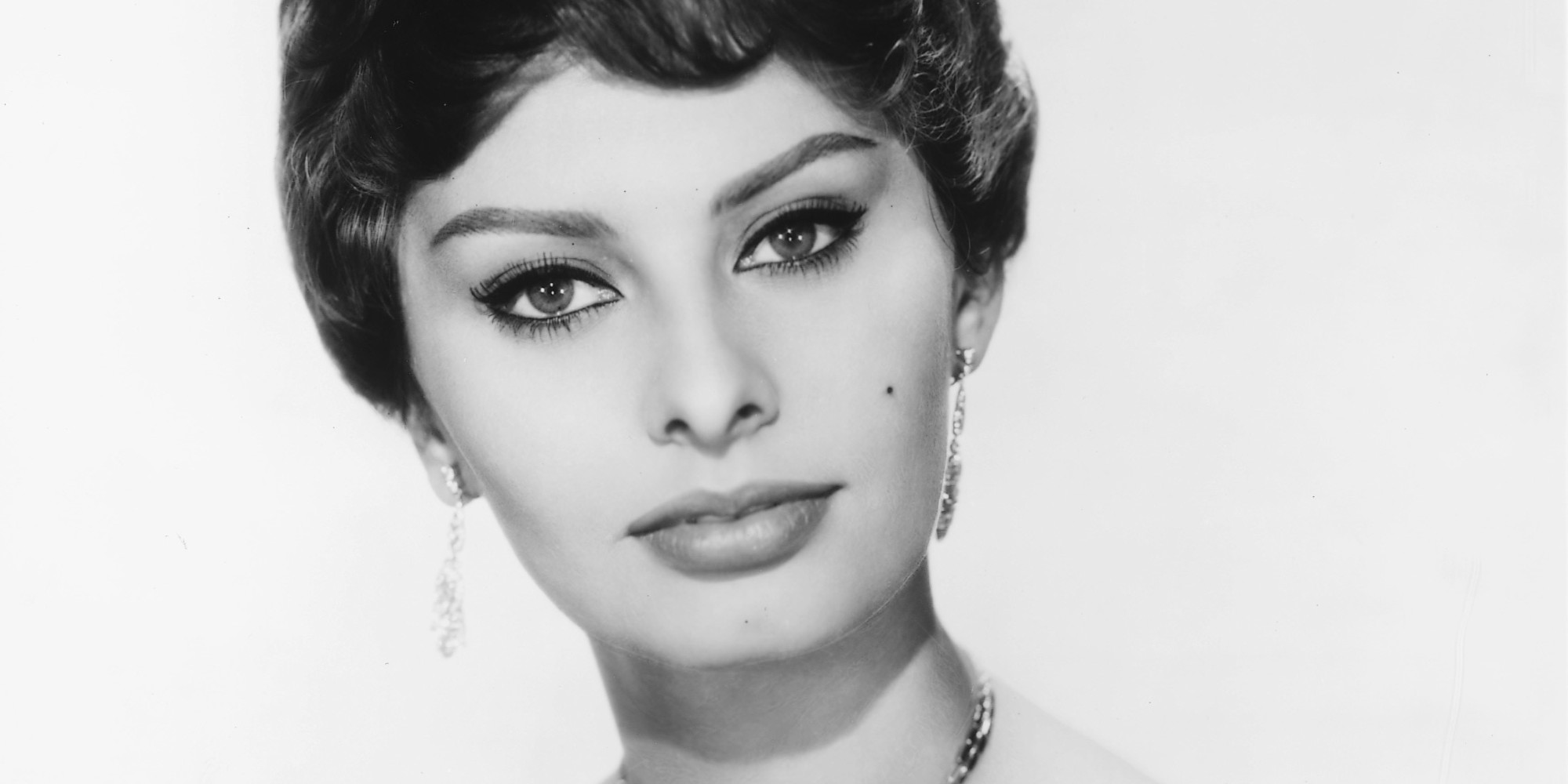 Sophia Loren widescreen wallpapers