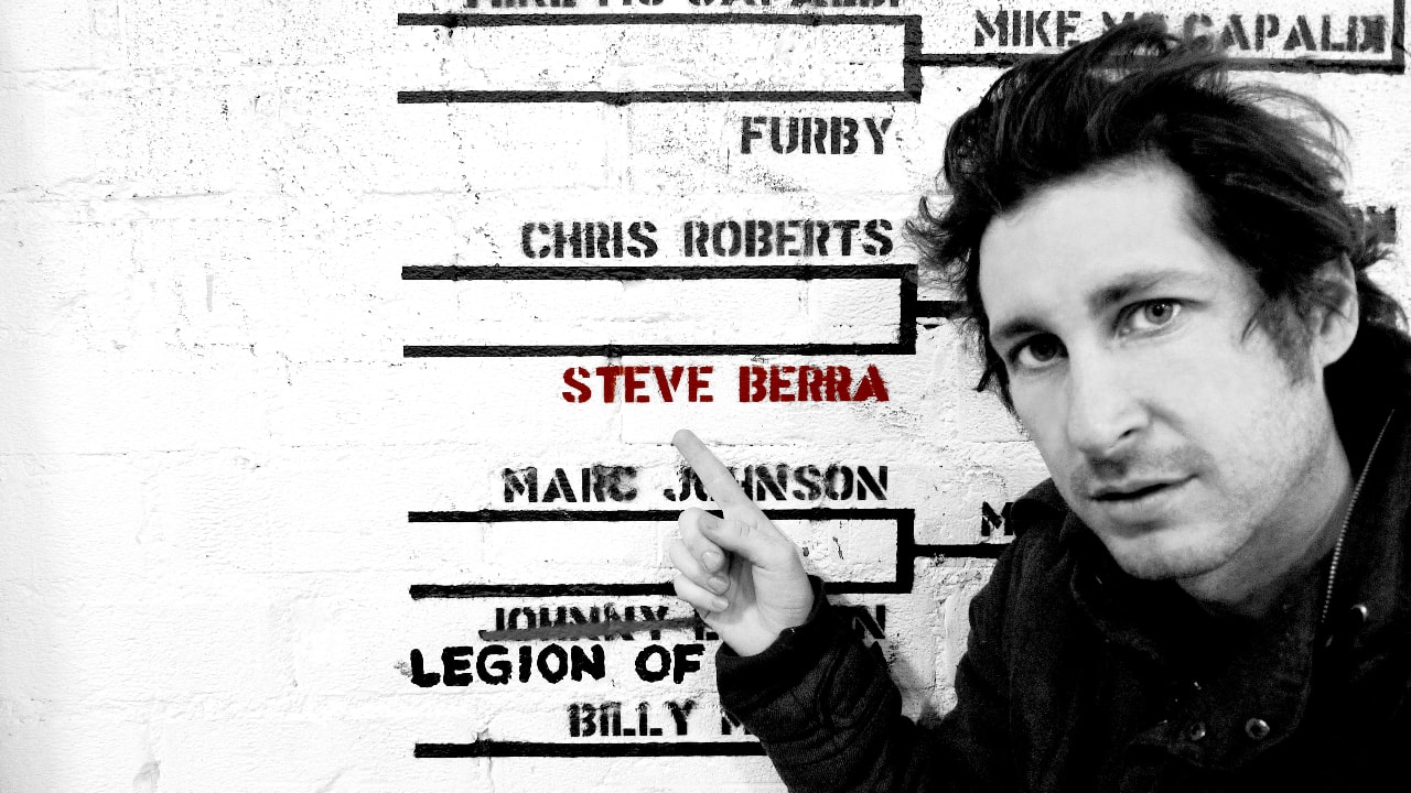 Steve Berra widescreen wallpapers