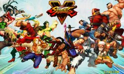 Street Fighter 5 widescreen wallpapers