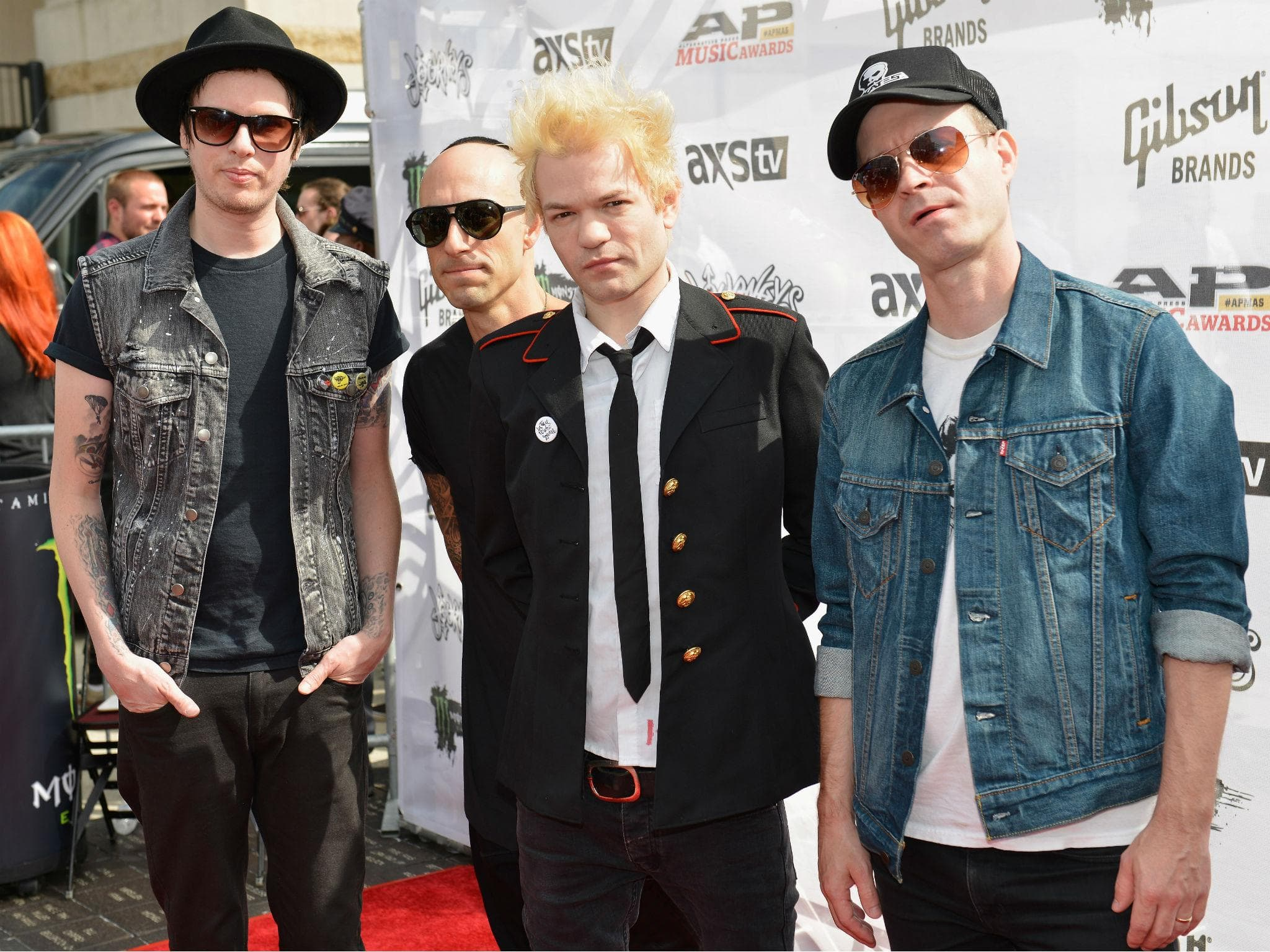 Sum 41 widescreen wallpapers