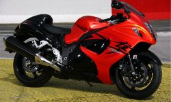Suzuki Hayabusa widescreen wallpapers