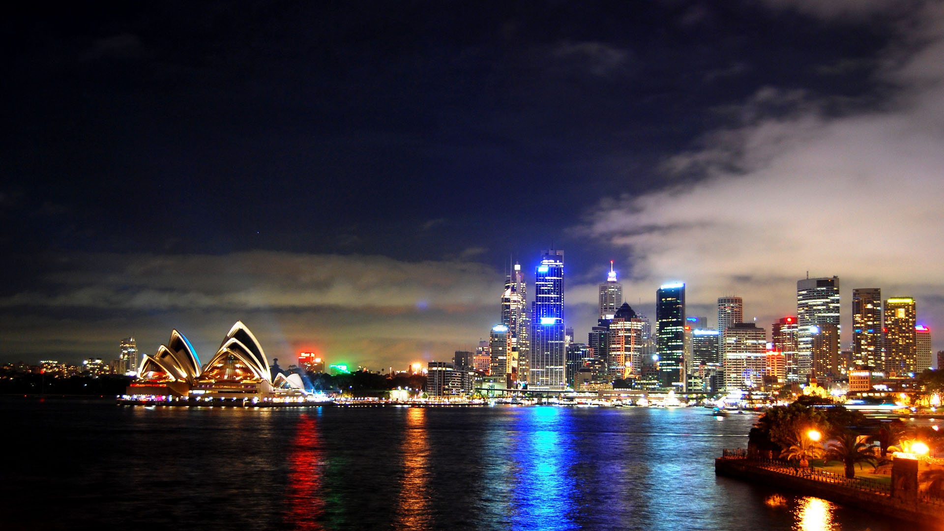 Sydney widescreen wallpapers