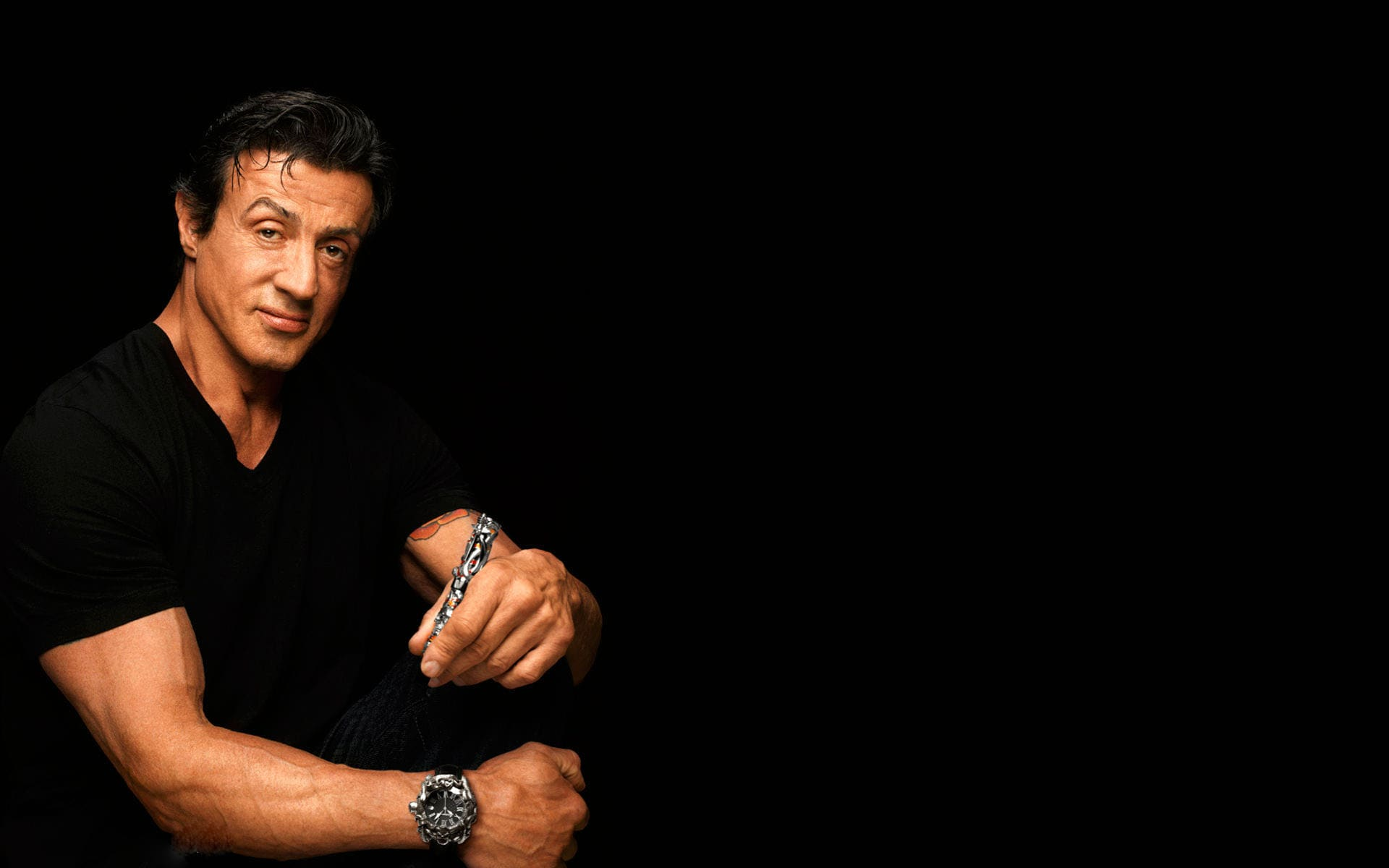 Sylvester Stallone widescreen wallpapers