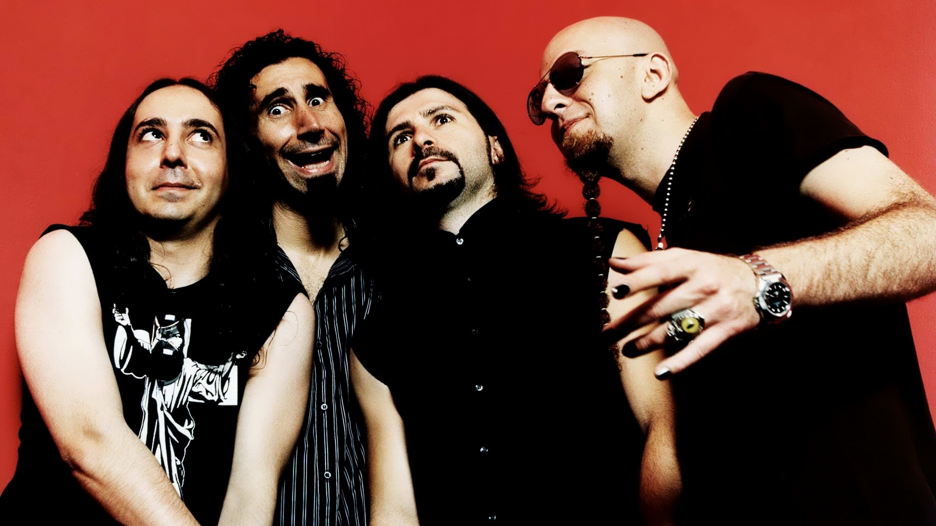 System of a Down widescreen wallpapers