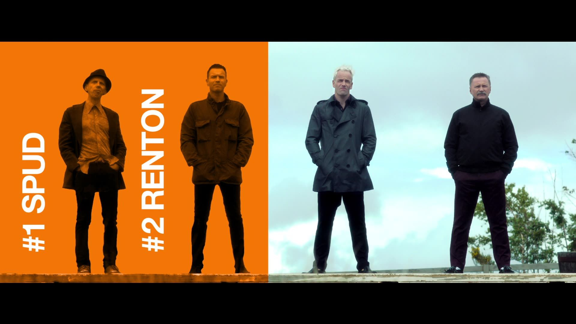 T2: Trainspotting 2 widescreen wallpapers