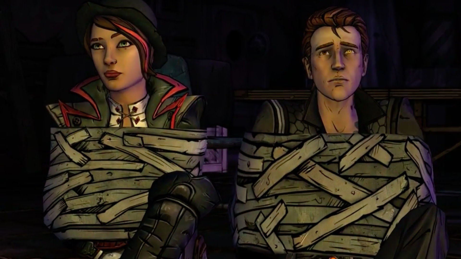 Tales from the Borderlands: Episode 5 - The Vault of the Traveler widescreen wallpapers