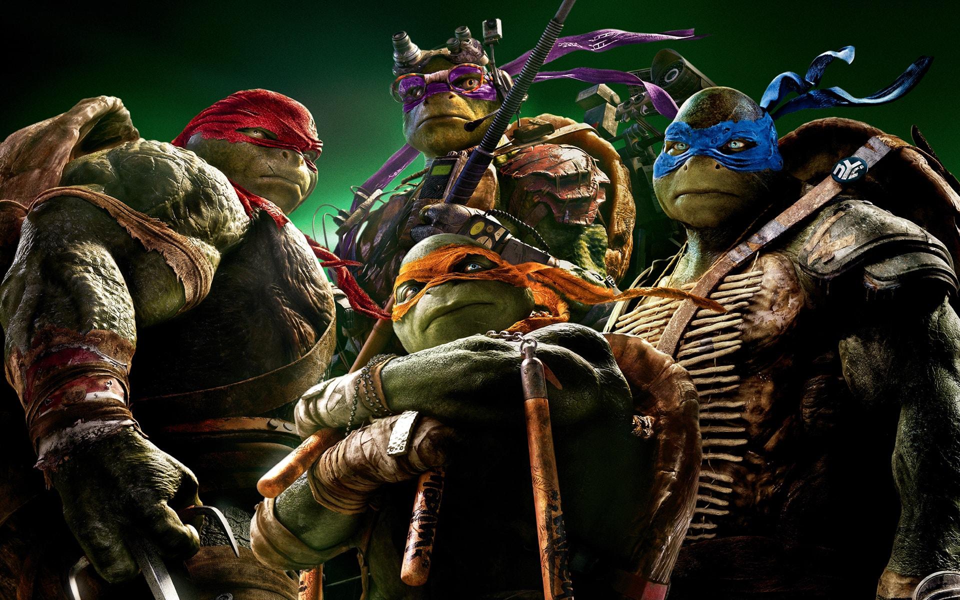 Teenage Mutant Ninja Turtles widescreen wallpapers