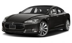 Tesla Model S widescreen wallpapers