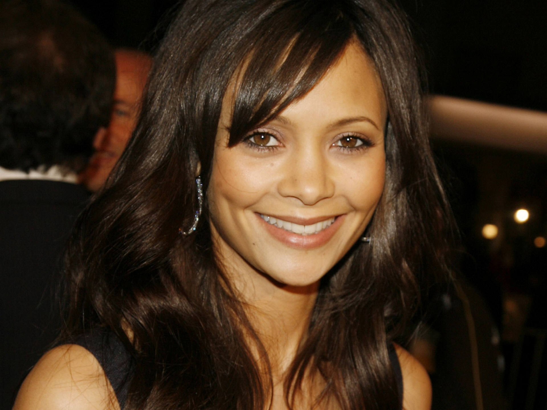 Thandie Newton widescreen wallpapers