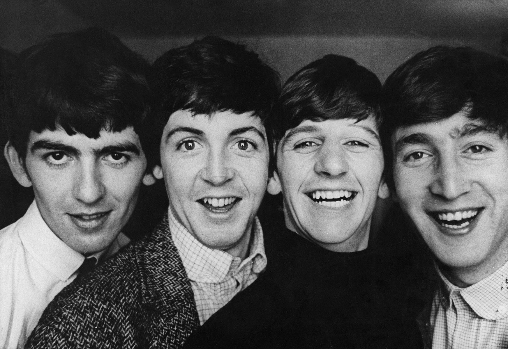 The Beatles Hd Wallpapers 7wallpapersnet