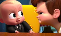 The Boss Baby widescreen wallpapers