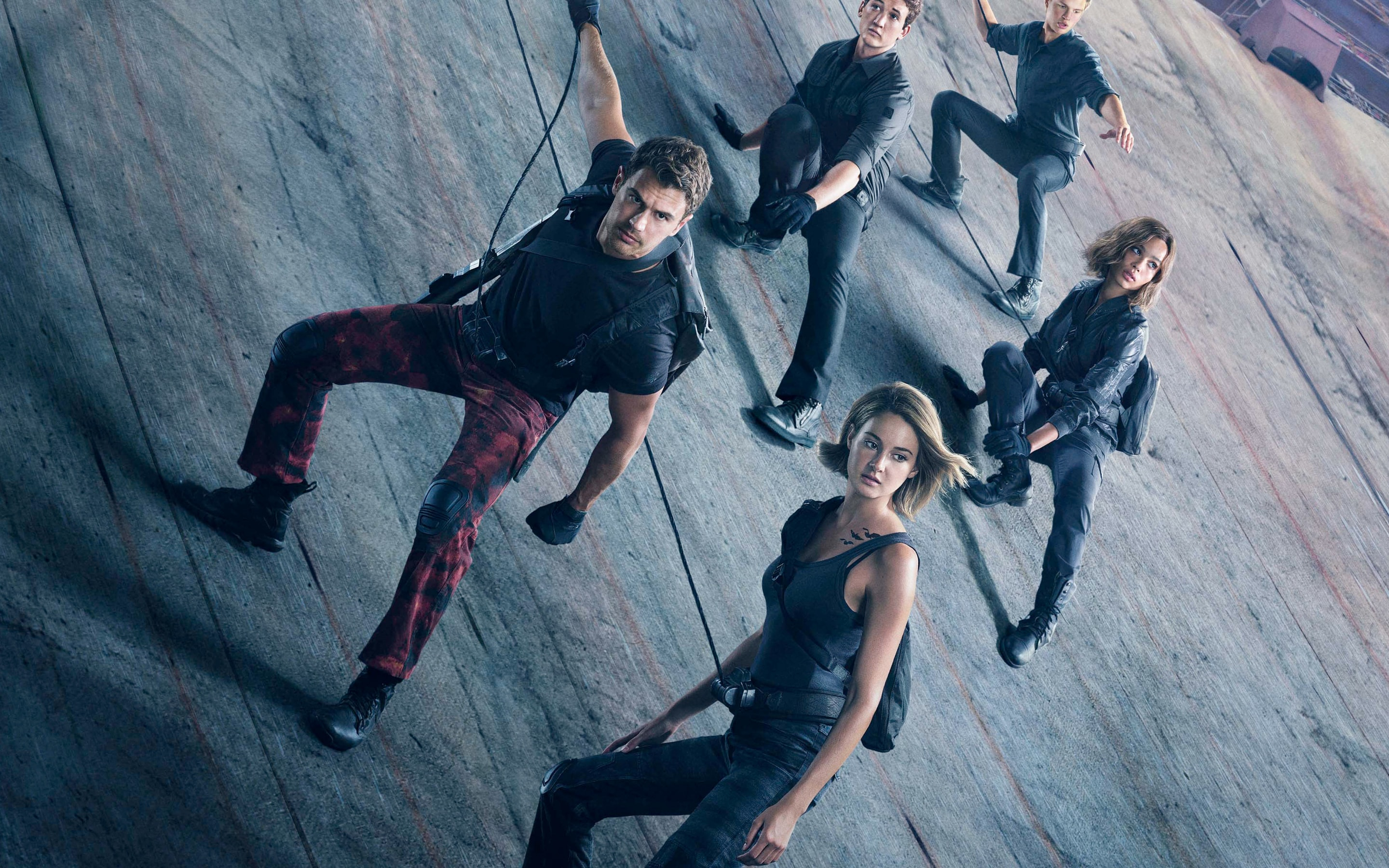 The Divergent Series: Allegiant widescreen wallpapers