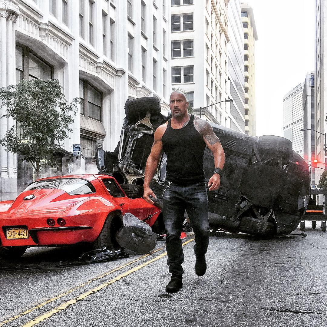 The Fate of the Furious widescreen wallpapers