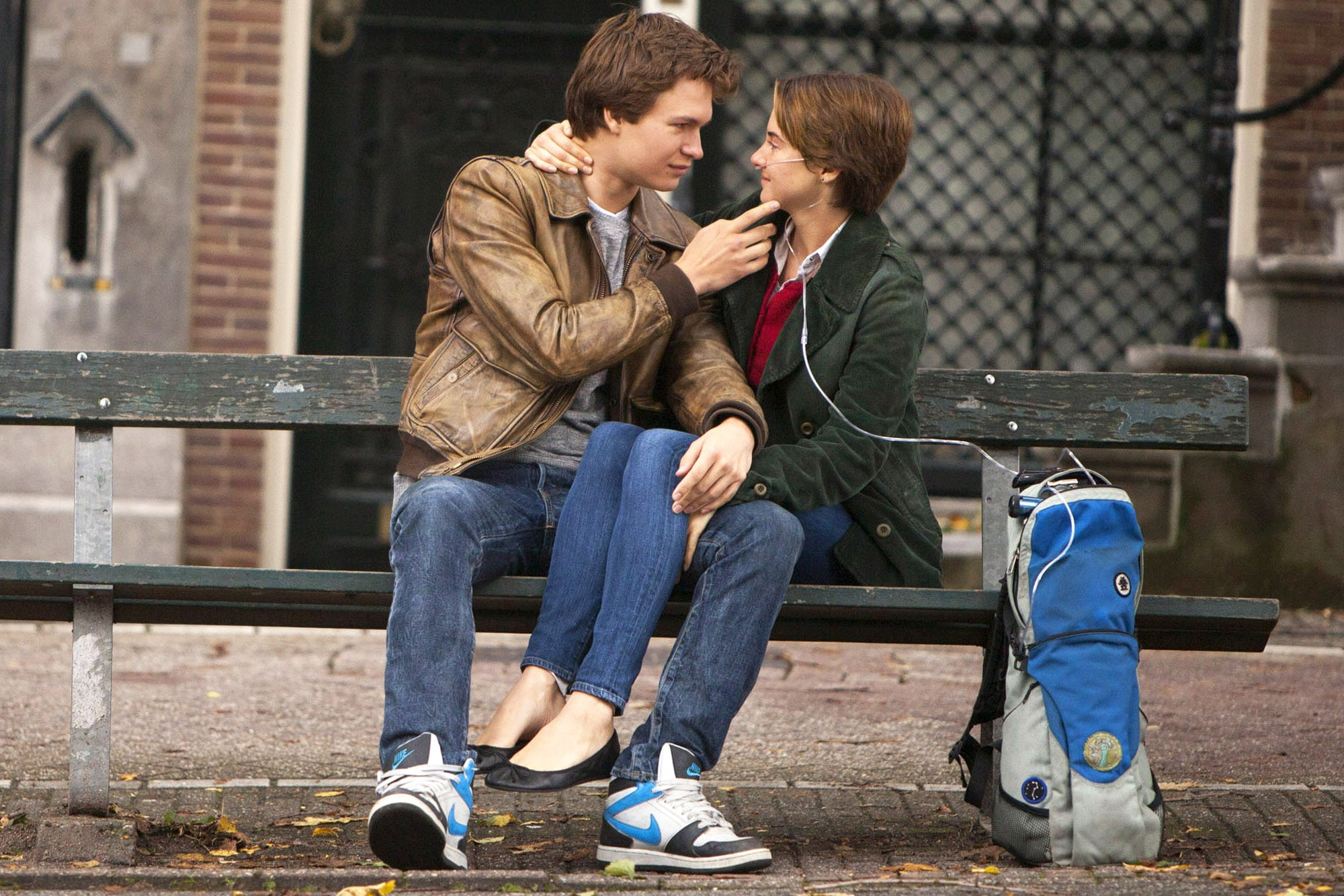 The Fault In Our Stars Hd Wallpapers 7wallpapers Net