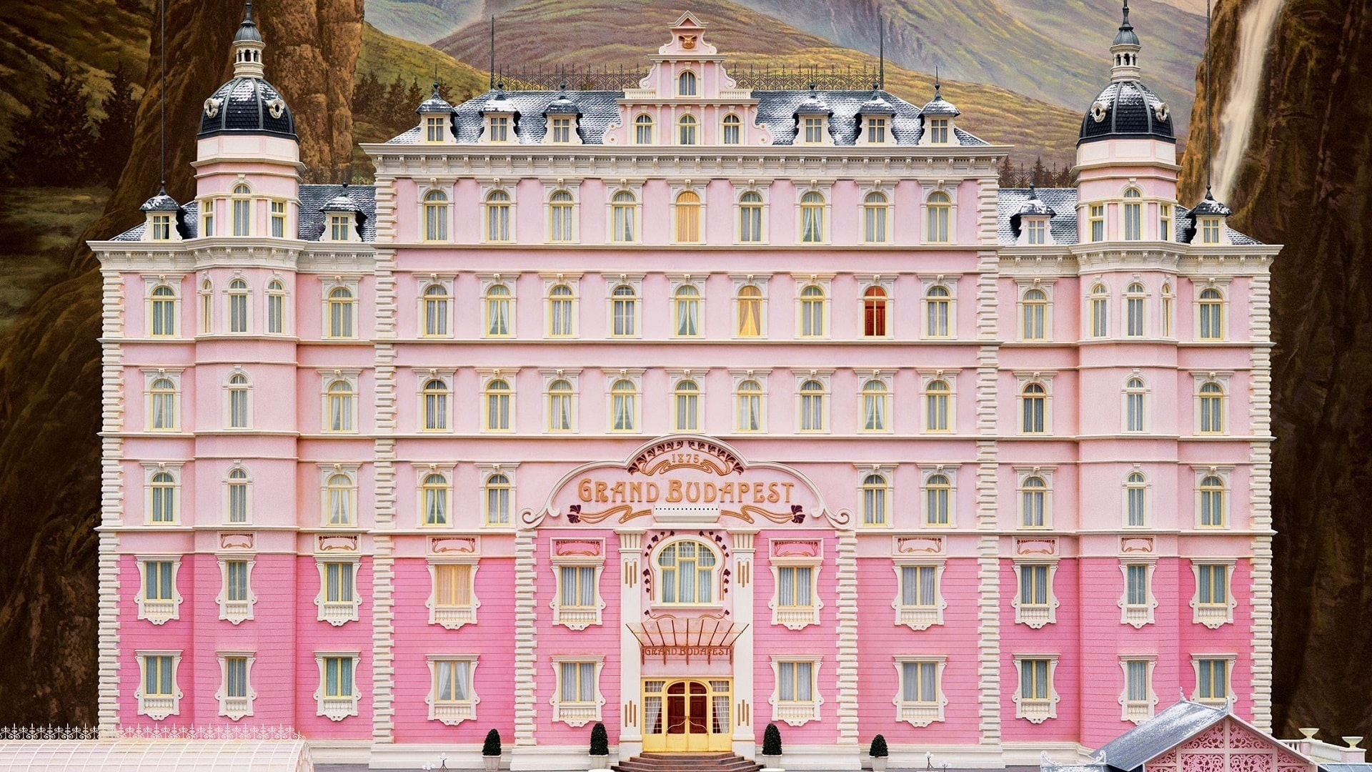 The Grand Budapest Hotel widescreen wallpapers