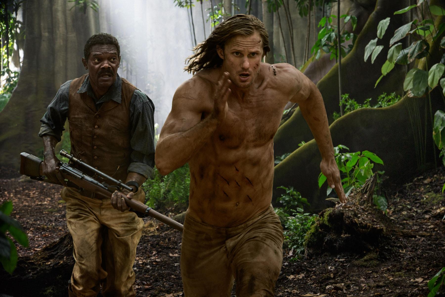 The Legend of Tarzan widescreen wallpapers
