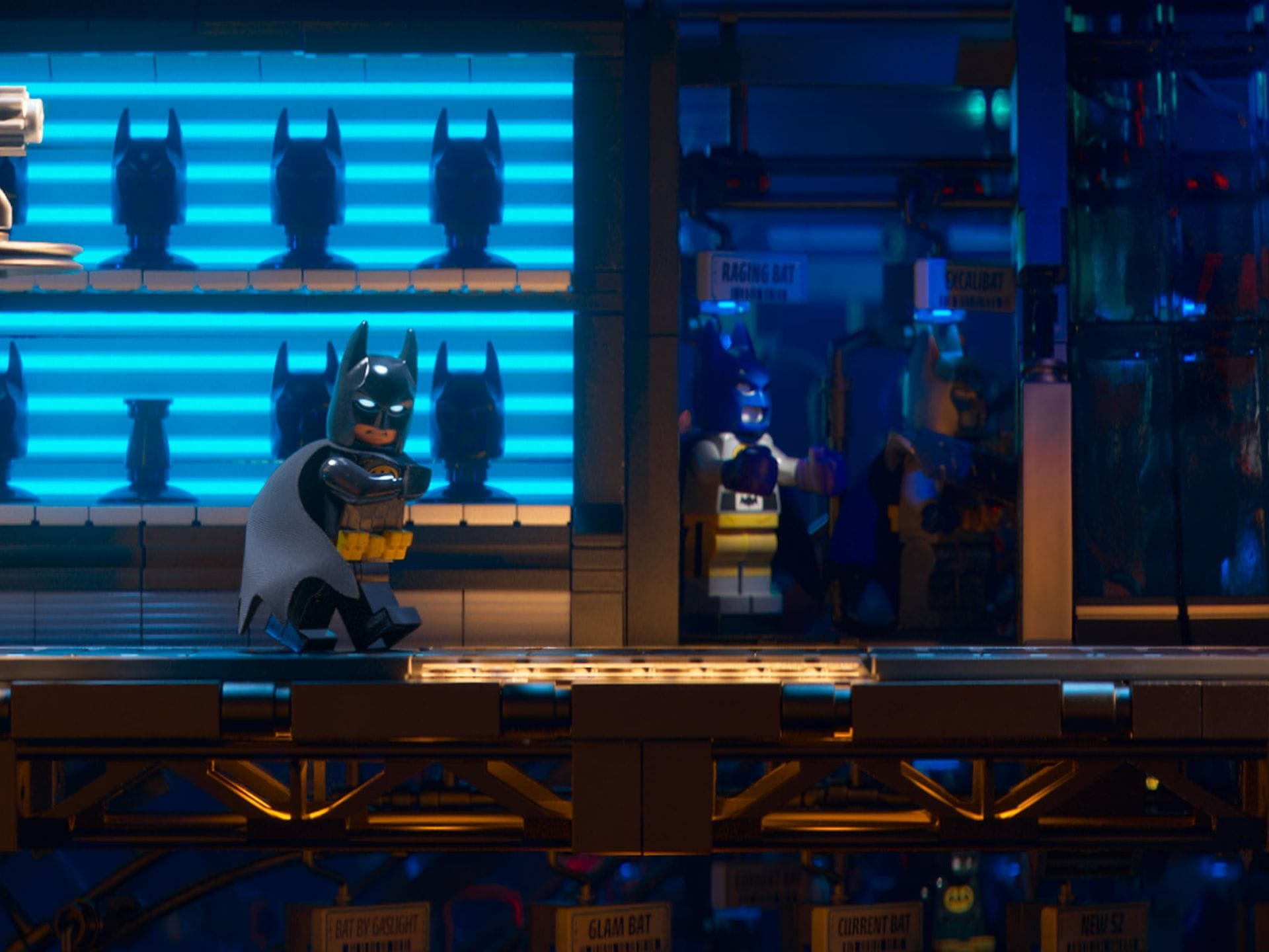 The Lego Batman Movie widescreen wallpapers