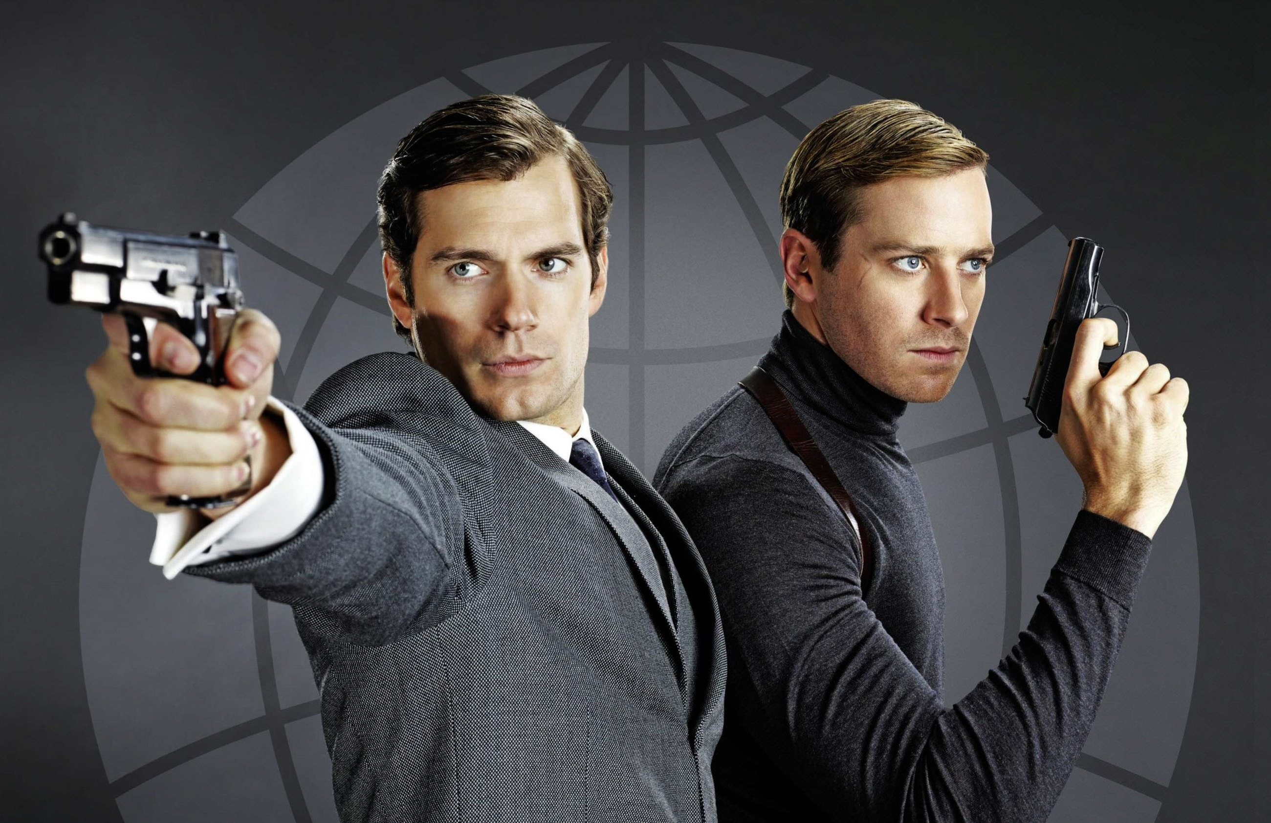 The Man from U.N.C.L.E. widescreen wallpapers
